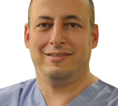 Dr .Tarek Abdel Samie MD FRCS
