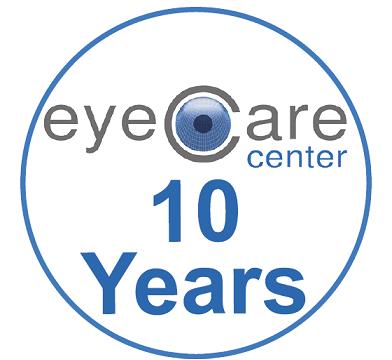 The Eyecare 10 Years anniversary